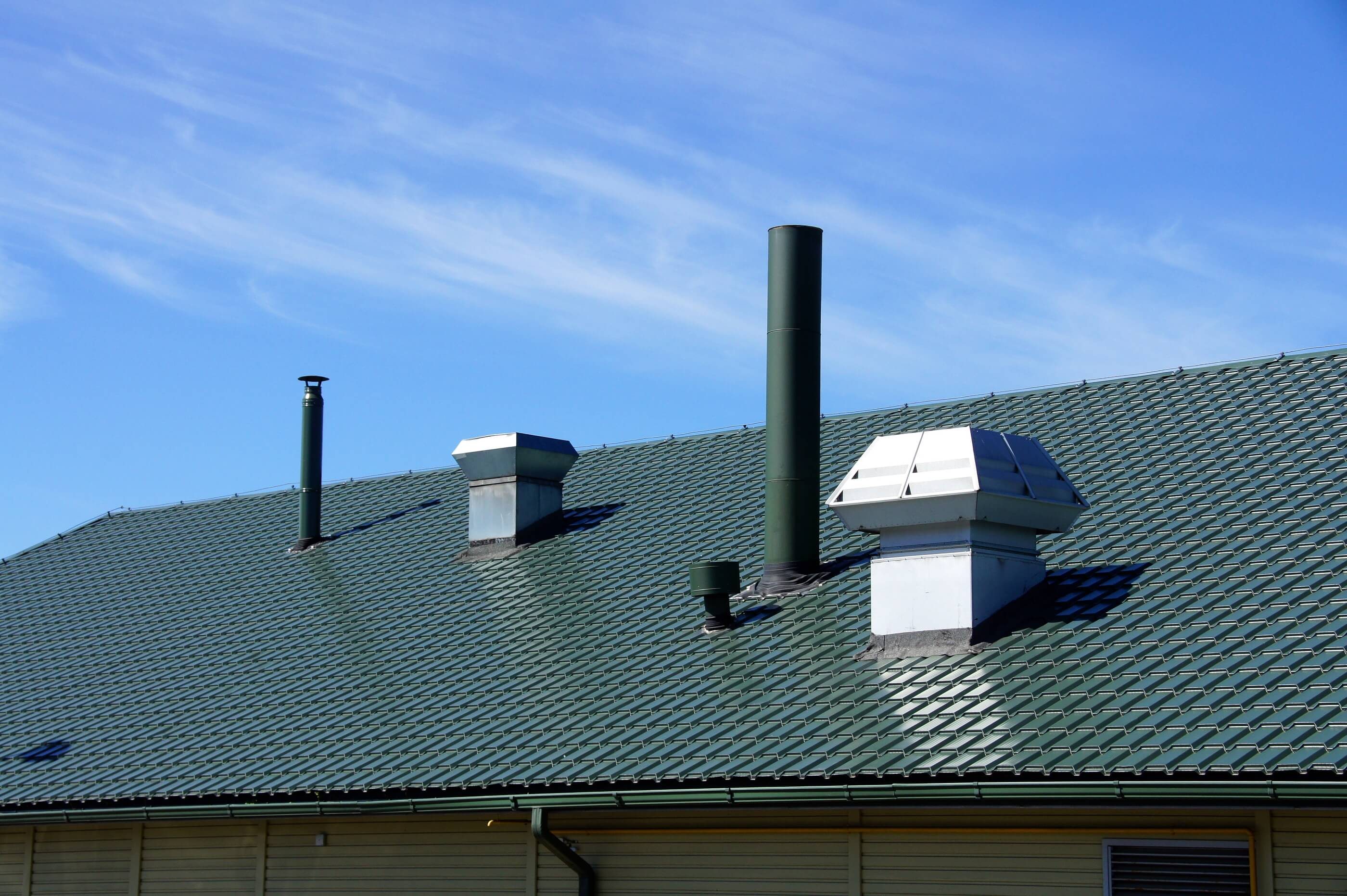 Lovely Your Roof Vent FAQs Answered By Suburban Chicago Plumbing Experts