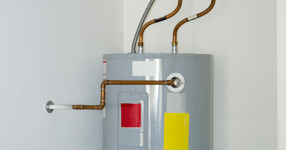 water heater installations and the components to the different types.