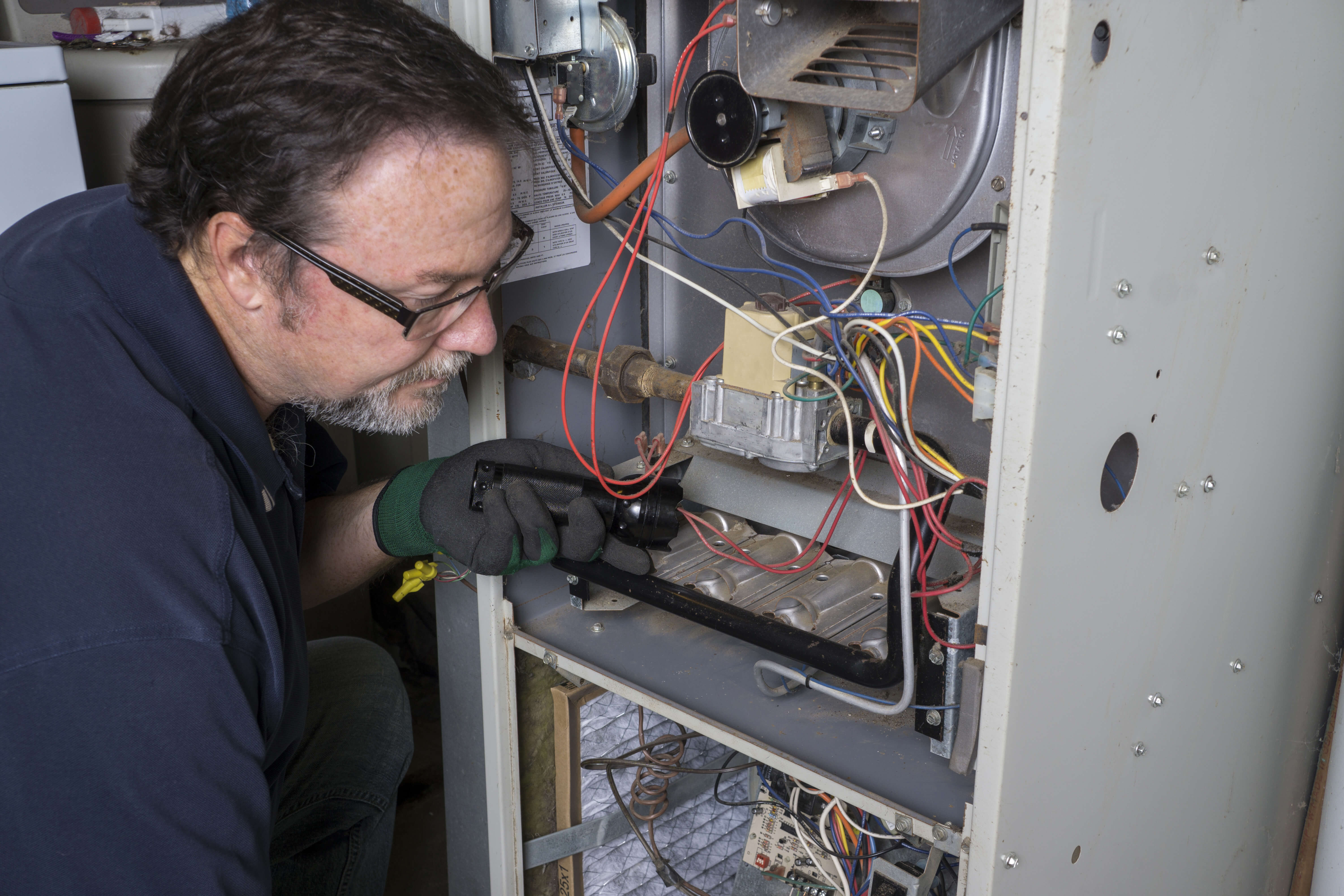 furnace maintenance in Illinois by Lake Cook Plumbing